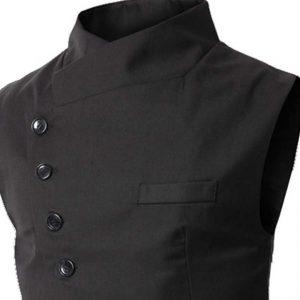 Solid Men Waistcoat