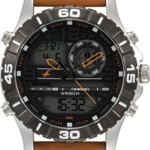 38035SL04 Analog-Digital Watch - For Men